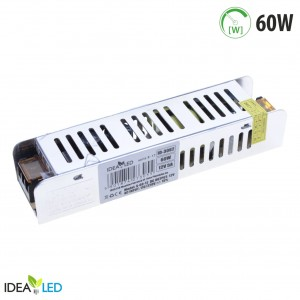 ZASILACZ DO LED 60W METAL